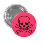 Amor punky tóxico pin