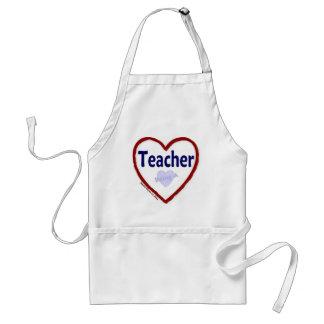 Amor que es un profesor delantal