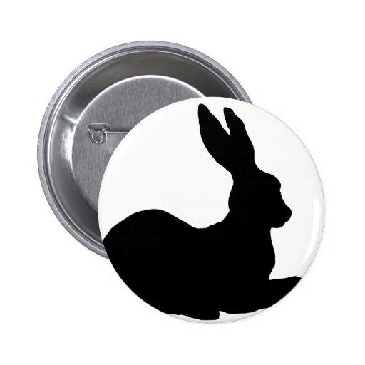 amor que espera del conejo para pin redondo 5 cm