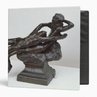 "Amor que huye, 1881 carpeta 1 1/2"""