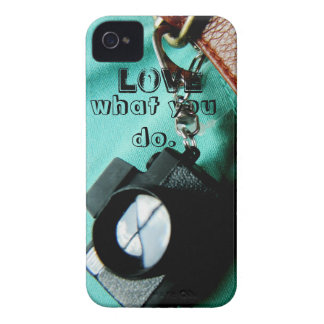 Amor qué usted lo hace iPhone 4 Case-Mate carcasa