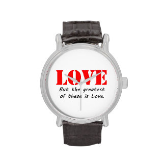 Amor Relojes De Mano