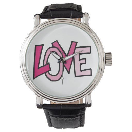Amor Relojes De Pulsera
