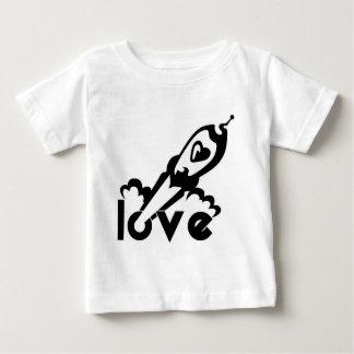 Amor Rocket Camisas