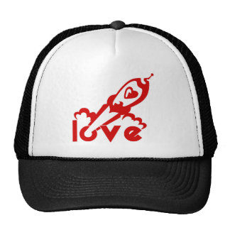 Amor Rocket Gorro