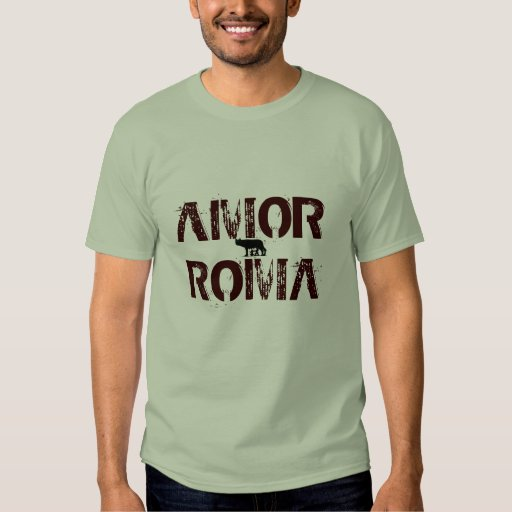 Amor Roma Camisas