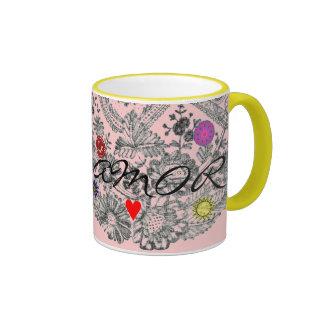 Amor Roma Coffee Mug