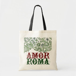 Amor Roma Tote Bag