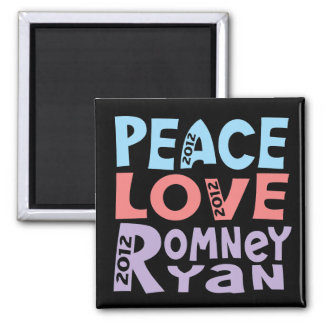 amor Romney Ryan de la paz Imán Cuadrado