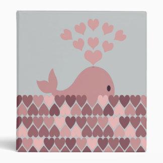 """Amor rosado de la ballena carpeta 1"""""""