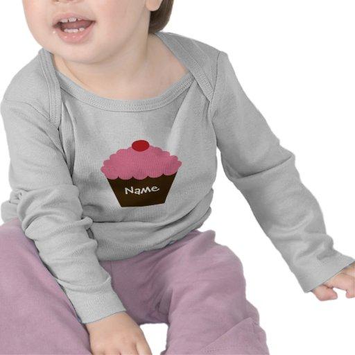 Amor rosado de la magdalena camisetas