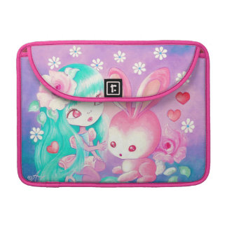 Amor rosado del conejito