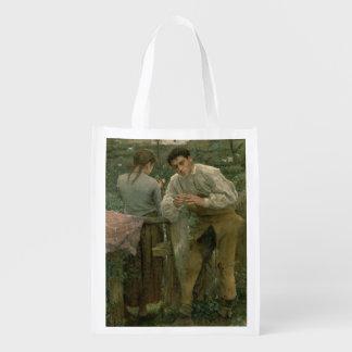 Amor rural, 1882 bolsa para la compra