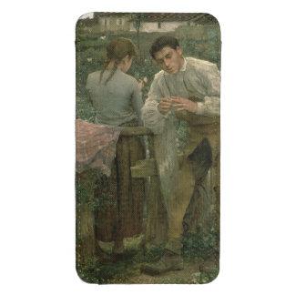 Amor rural, 1882 funda acolchada para galaxy s4