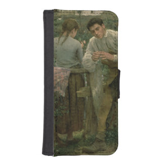Amor rural, 1882 funda billetera para teléfono