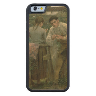 Amor rural, 1882 funda de iPhone 6 bumper arce