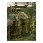 Amor rural, 1882 tarjetas postales