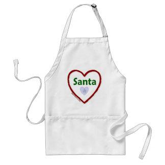 Amor Santa Delantal