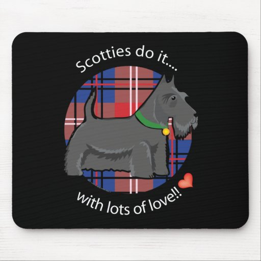 Amor Scotty Tapetes De Raton