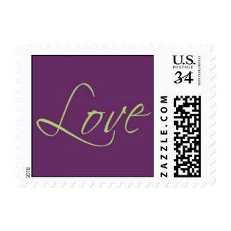 Amor sello de 34 centavos