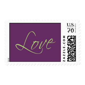 Amor sello de 70 centavos