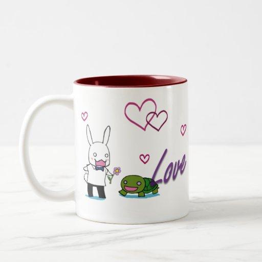 Amor siempre taza