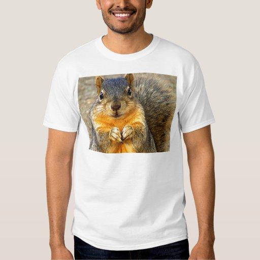 Amor Squirrel_ Playera