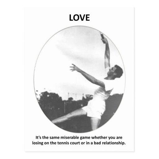 amor-su--mismo-desgraciado-juego-si-usted-sea postales