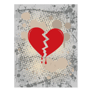Amor t tarjeta postal