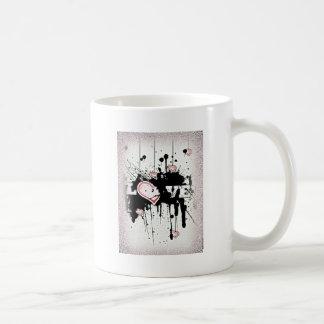 amor taza de café