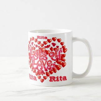 Amor, te amo, porciones de amor, familia taza