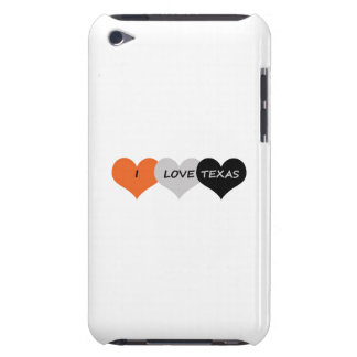 Amor Tejas iPod Touch Case-Mate Funda