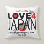 Amor Tenderhearted 4 Japón Almohadas