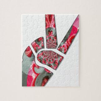 Amor todo de Hakuna Matata de la paz para ahorrar Puzzle
