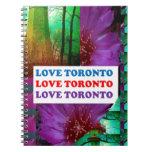AMOR Toronto - la isla más vieja de la TORRE LIGER Cuadernos