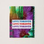AMOR Toronto - la isla más vieja de la TORRE LIGER Rompecabezas