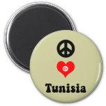 Amor Túnez de la paz Imán