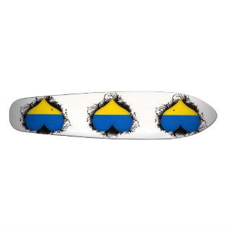 Amor Ucrania del vintage I Tabla De Skate