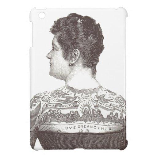 """""""Amor uno otro"""" mujer tatuada del Victorian"""