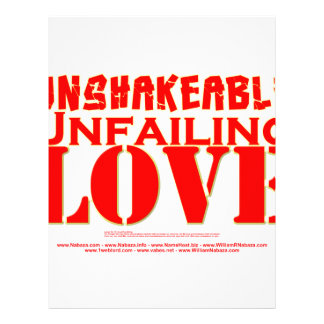Amor Unshakeable, Unfailing - 54:10 de Isaías Membrete A Diseño
