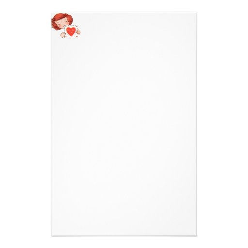 Amor usted es jengibre papeleria personalizada
