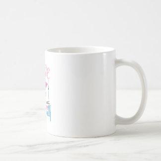 Amor usted mismo taza