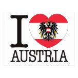 Amor v2 de Austria Postal