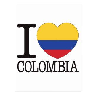Amor v2 de Colombia Postales