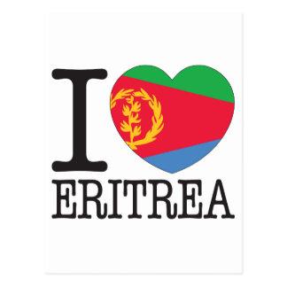Amor v2 de Eritrea Postal
