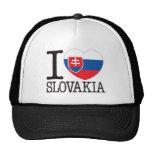 Amor v2 de Eslovaquia Gorras