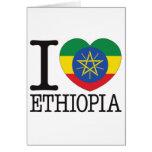 Amor v2 de Etiopía Tarjeta
