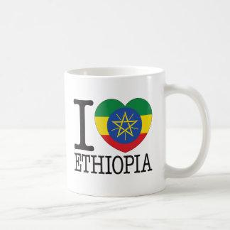 Amor v2 de Etiopía Taza