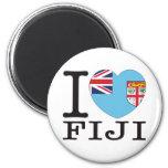 Amor v2 de Fiji Imanes Para Frigoríficos