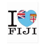 Amor v2 de Fiji Postal